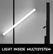 light inside multisystem
